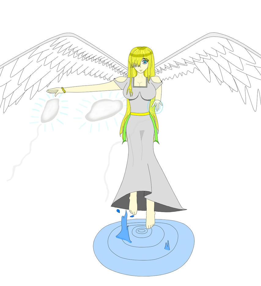 Queen Jenn of Angels by JenniferLee1991