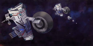 Deep Space Research Array