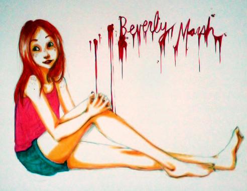 Beverly Marsh by dollyfish