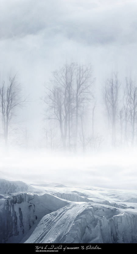 PhotoManipulated Winter_2 by Lady-Dementia-Stock