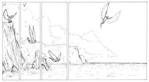 Icarus Takes Flight by subtle-design