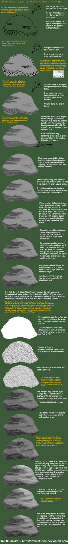 Go Paint a Rock by JakkalWolf