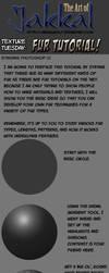 Texture Tuesday: Fur Tutorial by JakkalWolf