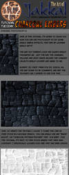 Tutorial Tuesday: Charcoal Ember Photomanipulation by JakkalWolf