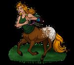 OSC: Crissa the Centauress