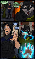 The Realm of Kaerwyn Issue 11 Page 34 by JakkalWolf