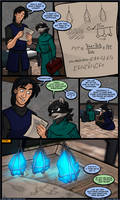 The Realm of Kaerwyn Issue 11 Page 46 by JakkalWolf