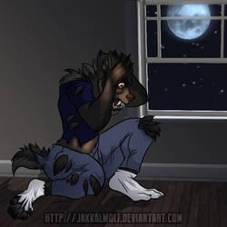 OSC: A Night Out 1 of 2 by JakkalWolf