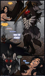 The Realm of Kaerwyn Issue 14 Page 45 by JakkalWolf