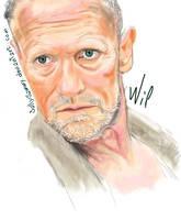 Merle-Comics Style-wip