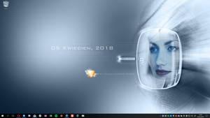 Current Windows 10 Desktop