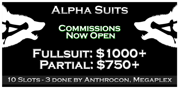 Fursuit Commissions OPEN! by shadow6558