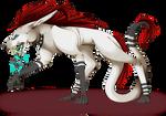 Erratic-Wolf - Design Commission