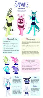 (open species) Snyanthro guidelines!