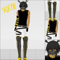 .: Newcomer :. Rein by Kara-chann