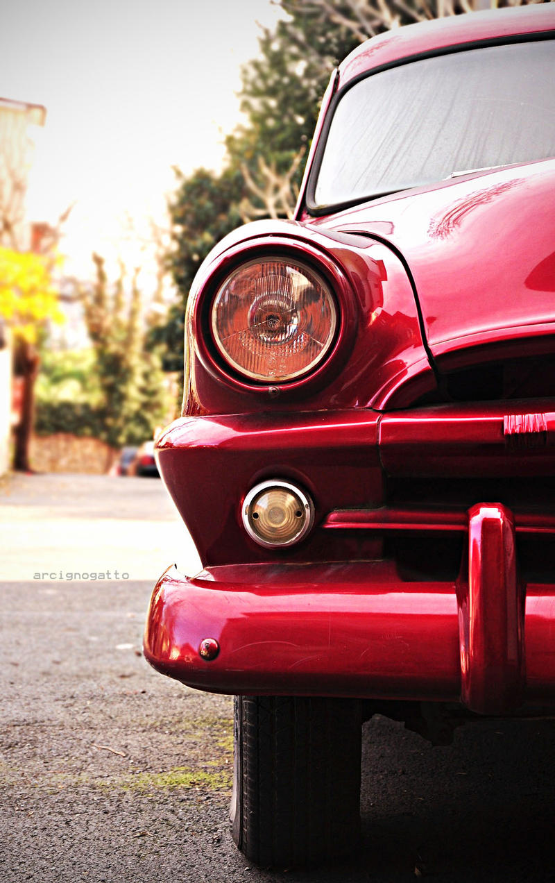 car with noname by arcignogatto