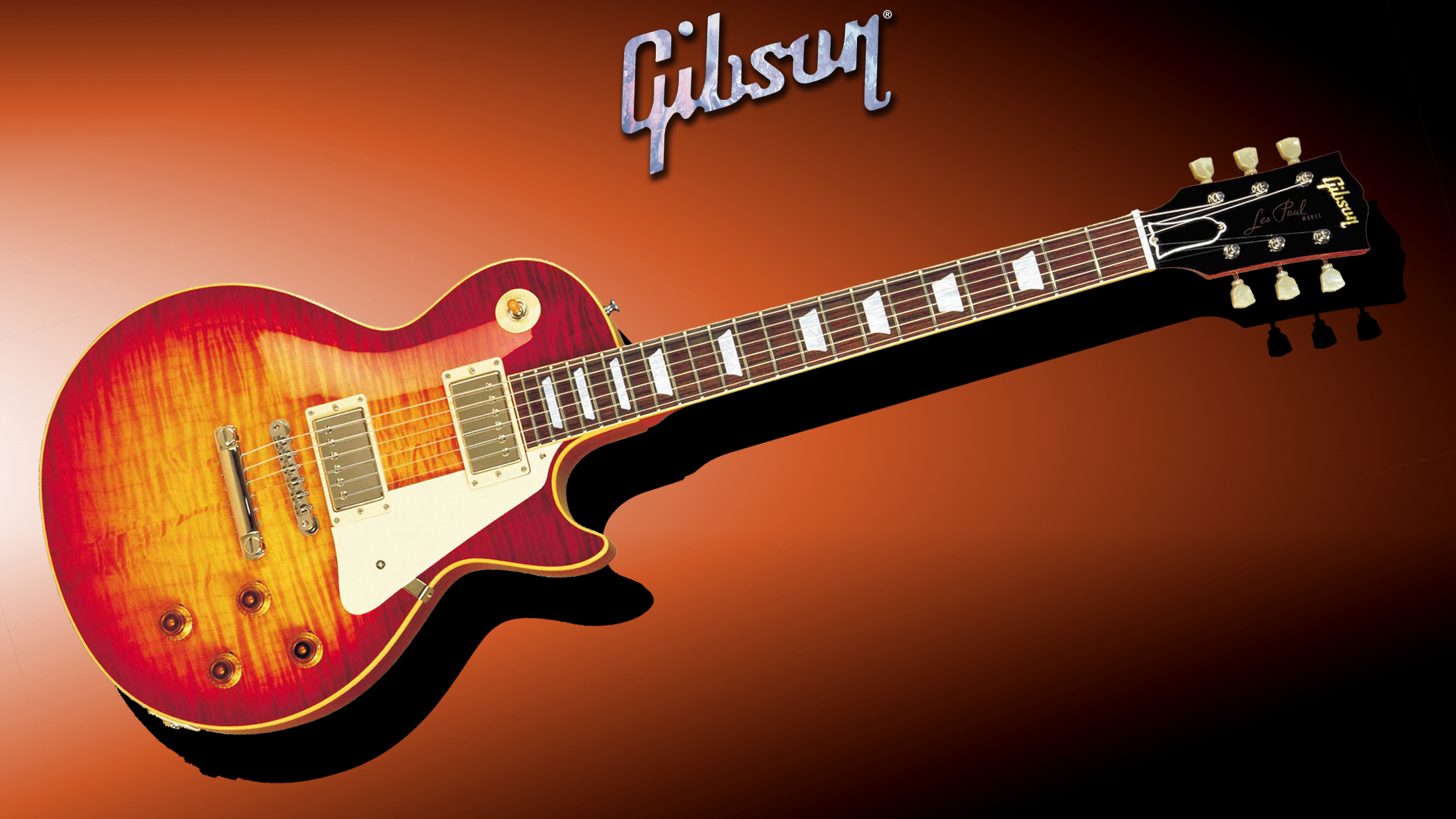 guitar wallpaper les paul - photo #25