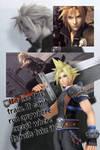 Final Fantasy Wallpapers ~Cloud