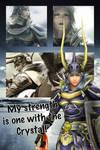 Final Fantasy wallpapers~ Warrior of light
