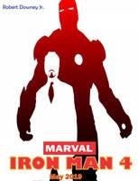 Iron man 4 Poster by Shariqmafia22