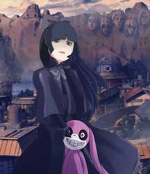 Hako Kuroi (Boruto's Classmate) by Rey-King
