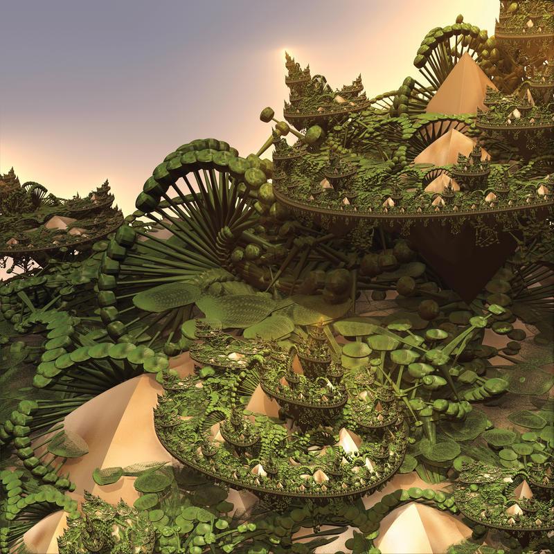 Shamans Garden by solark