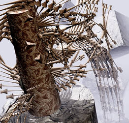 Yggdrasil by solark