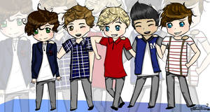 Hi, We're One Direction!