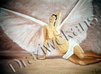 Angelic by draziwekans