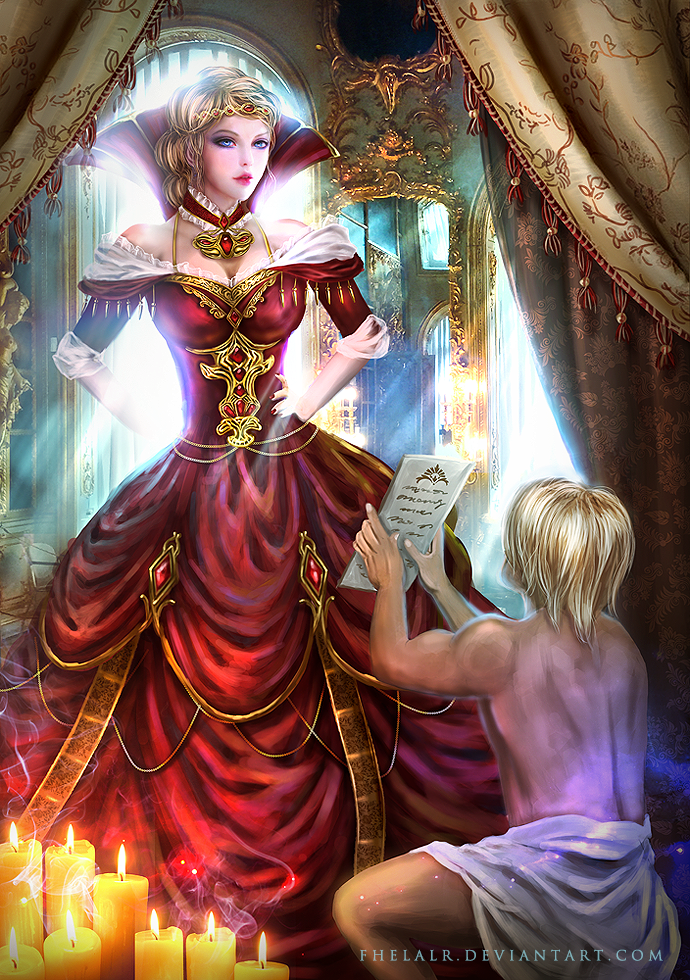 The Letter by fhelalr