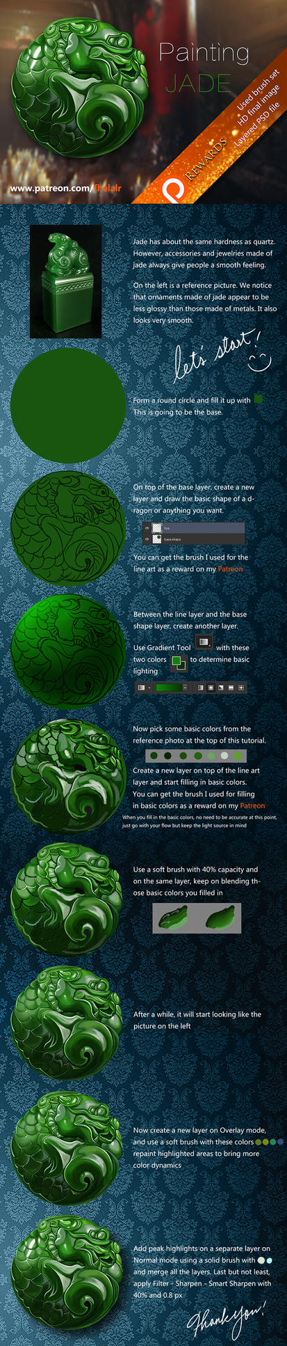 Jade Tutorial by fhelalr