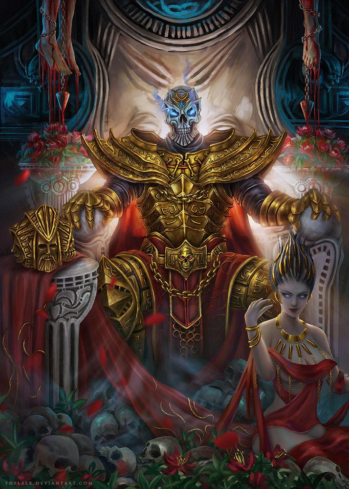 (Commission) Fane - Divinity Original Sin 2