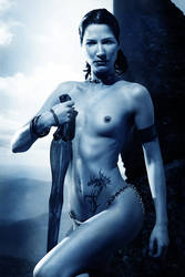 Blue Amazon by plain71