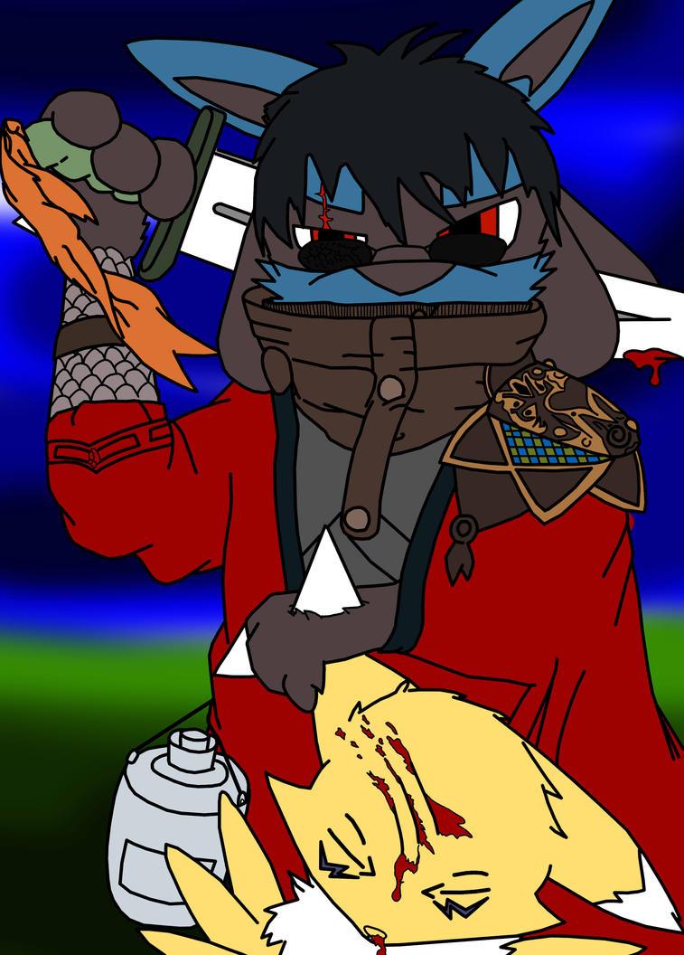 Sir Aura by Tegalad2