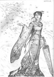 Spring design drawing