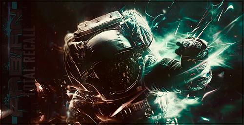 SpaceMan by LEE2oo