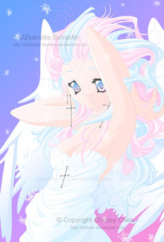 Collab-Candy Floss Angel