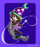 Punky Little Witch