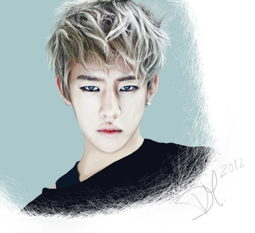 Jung Daehyun by RollingAlien