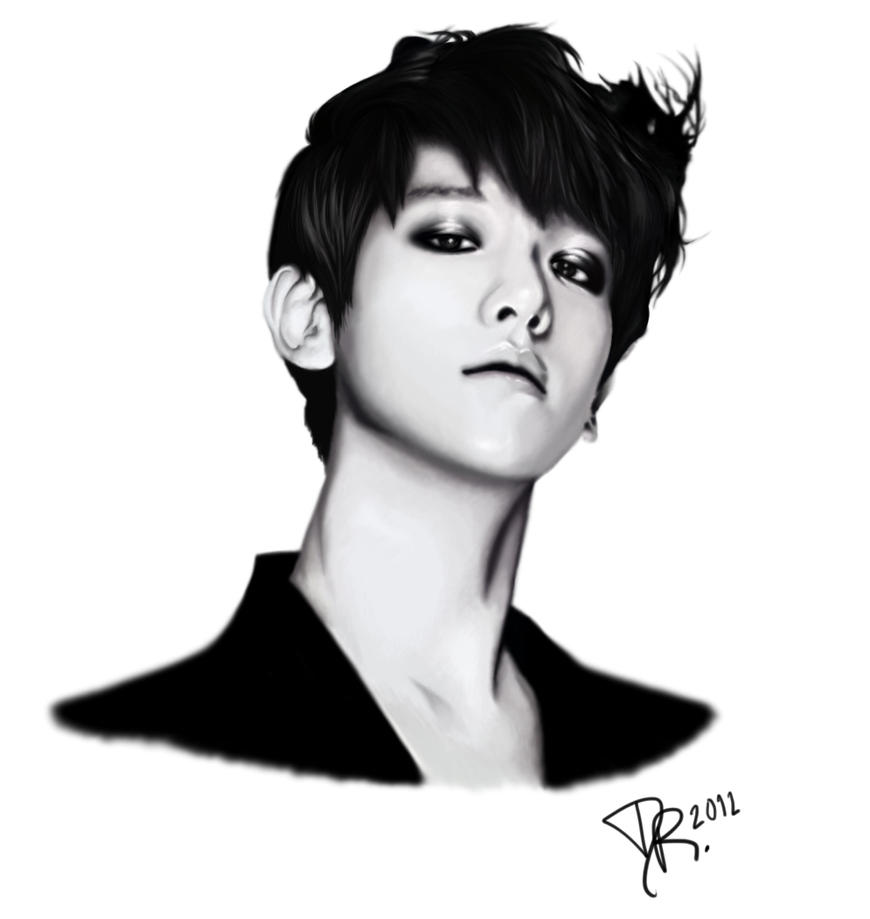 Baekhyun by RollingAlien