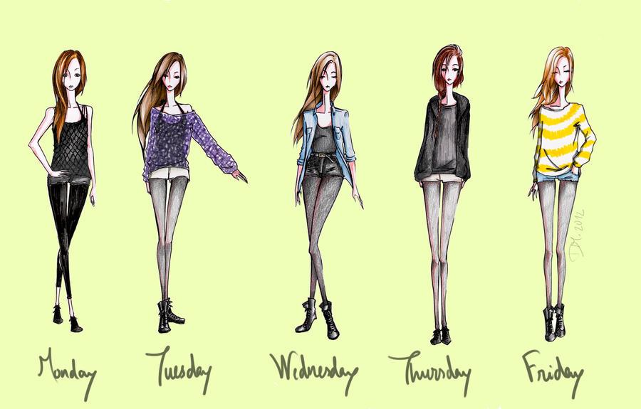 Week 2 by RollingAlien