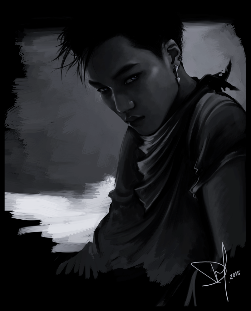 Kai (love me right) by RollingAlien