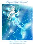 Elegant Pearl Mermaid