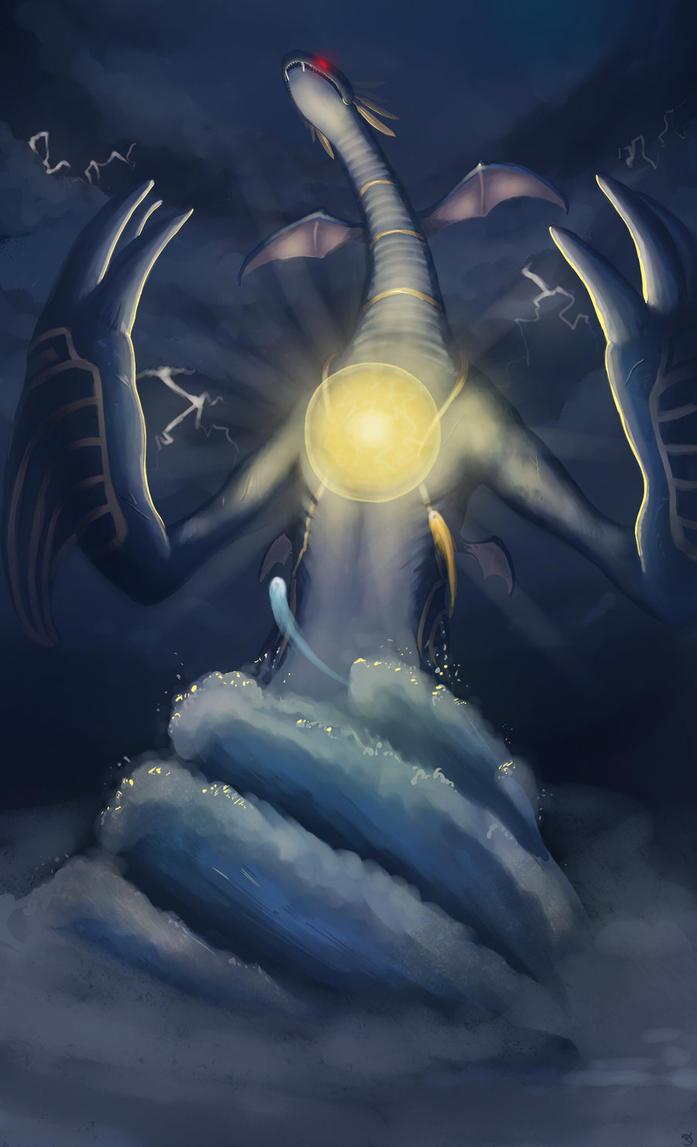 Azul by Gladosy