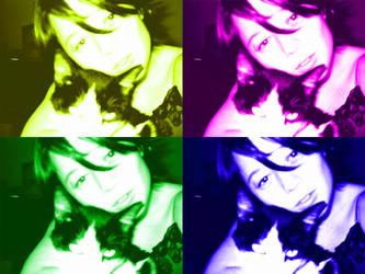 Jess and Salem by crazymars