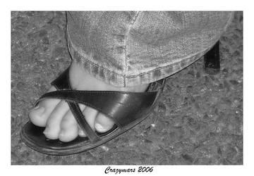 A Foot by crazymars