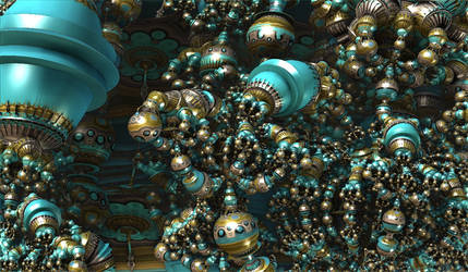 thousand  balls by Andrea1981G