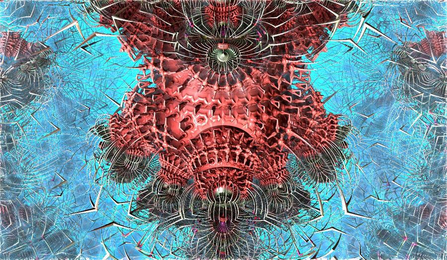 weird creation by Andrea1981G