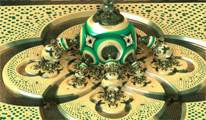 modern designed bulb by Andrea1981G