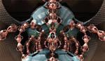 copper coloured bulbs
